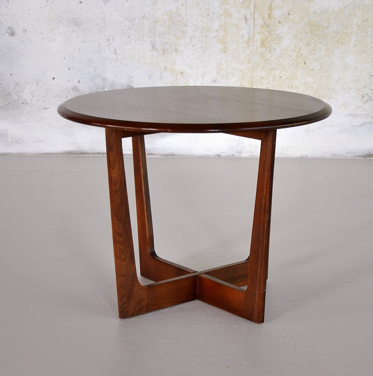 SELECT MODERN: Adrian Pearsall Style Side or Occasional Table