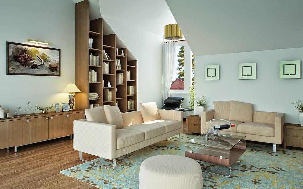 Quality Silk Plants Blog: Small Living Room Ideas