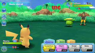 Pokemon 3D for Android