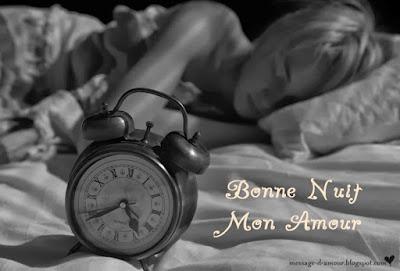 Message d'amour romantique bonne nuit