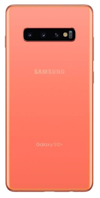 Samsung Galaxy S10+ Flamingo Pink