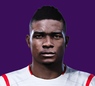 PES 2020 Faces Jhon Cordoba by Dominic