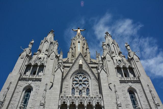 Sagrado Corazon Tibidabo