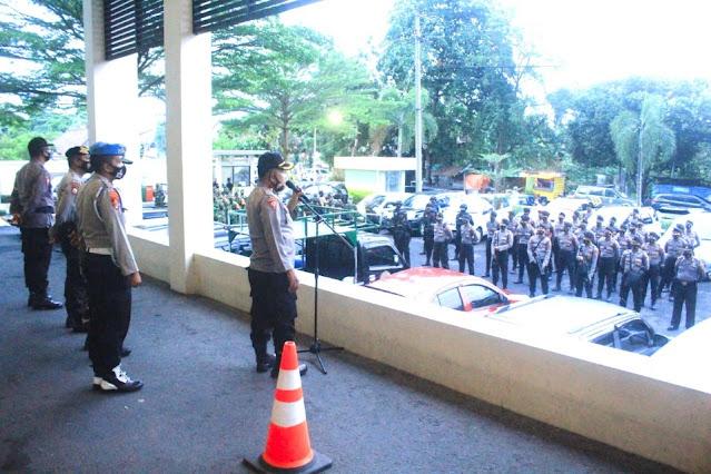 Polresta sukses amankan tiga putaran debat terbuka Pilkada Kota Mataram