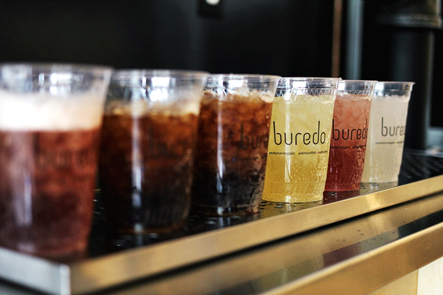 buredo drinks