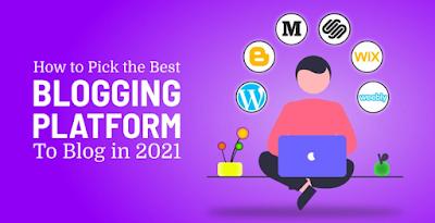 Pick a blogging platform image by tsquare07