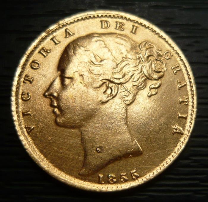 antikpraveda blogspot com: Koin Emas: Britain Sovereign gold