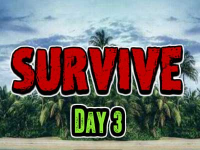 Survive Day 3