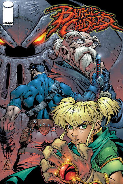 joe madureira battle chasers