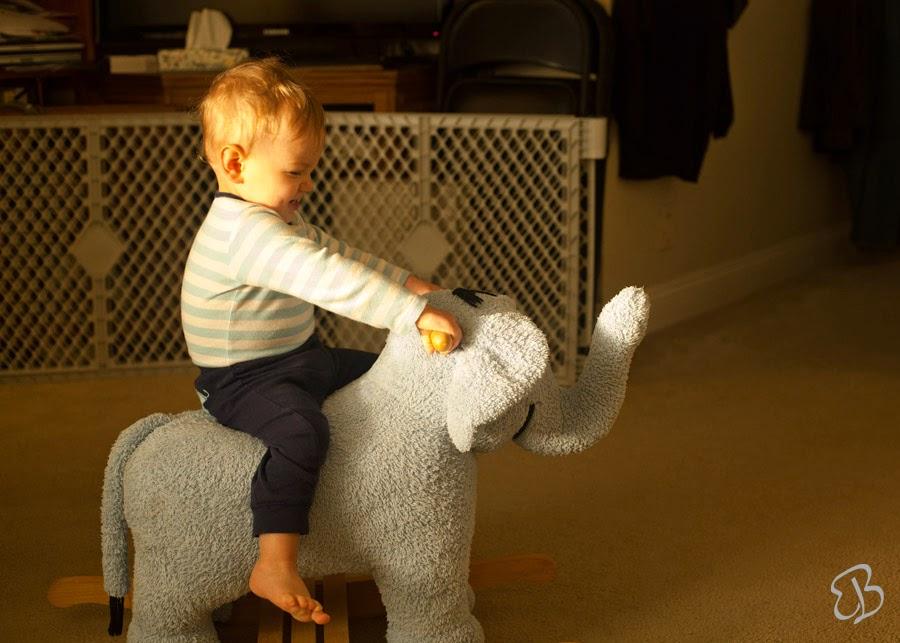 Moving Mountains: Toddler Boy: 16 Months