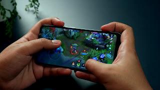 Gaming Mobile Legend di Advan G5