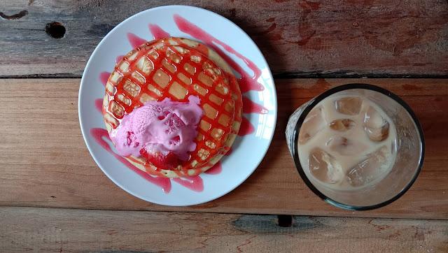 menu loko coffee shop stasiun purwokerto