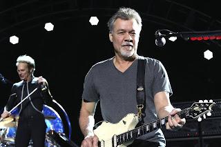 Biografi dan Lesson Eddie Van Halen