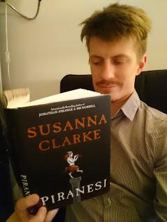 En lärare tipsar om boken Piranesi