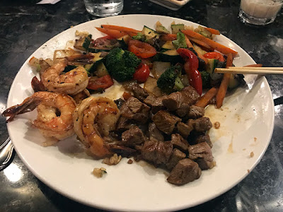 My New York Steak and Shrimp / Miyako Sushi Bar - Japanese Restaurant