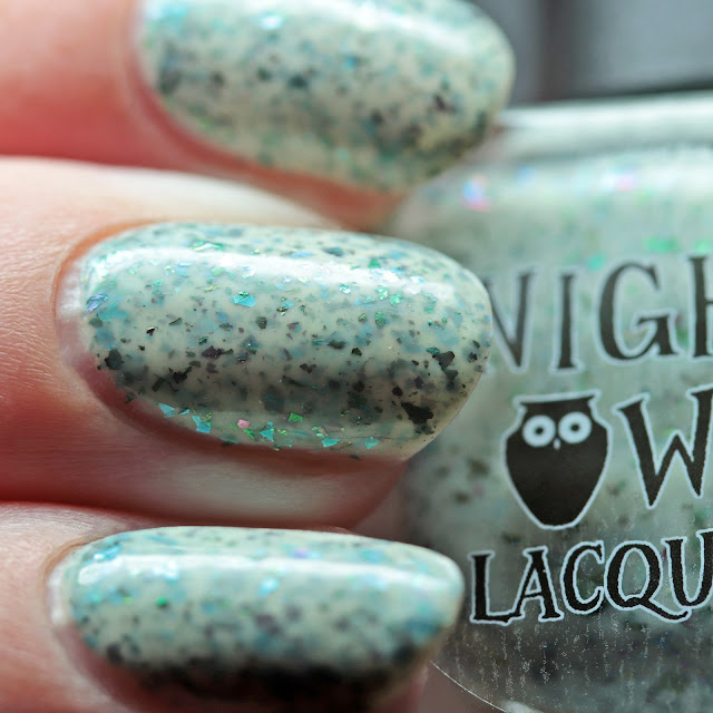 Night Owl Lacquer Please Stand By