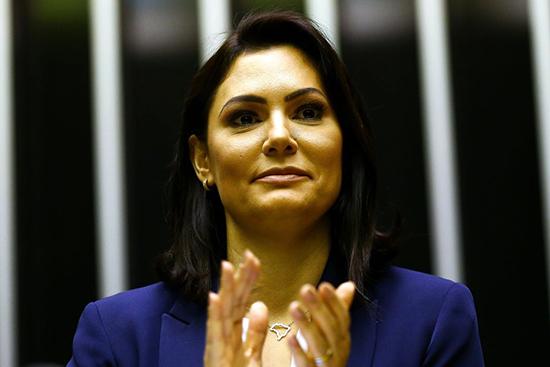 Michelle Bolsonaro testa negativo para covid-19. Café com Jornalista
