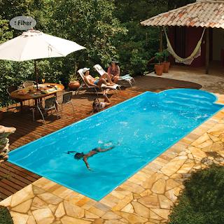 Fiber piscinas