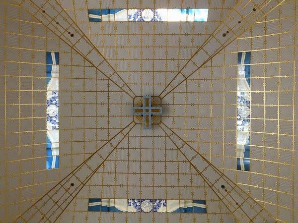 Vienne Wien église sécession Otto Wagner kirche am steinhof art nouveau
