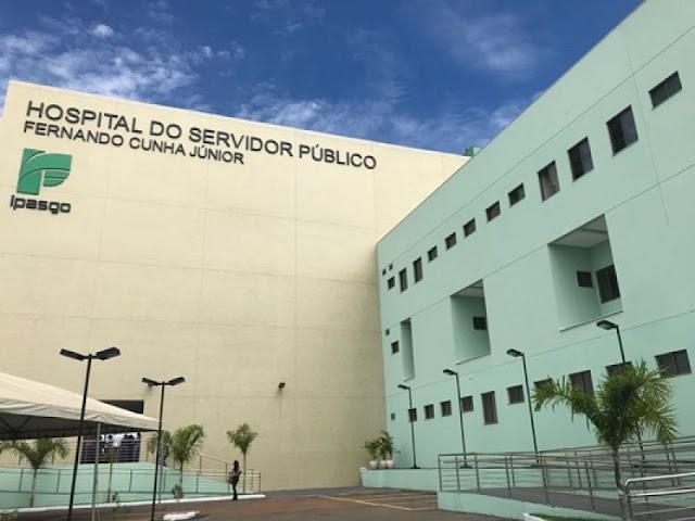 Hospital do Servidor é transformado em hospital de campanha para receber infectados pela Covid-19