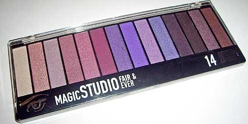 paleta de maquillaje IDC Color maquillaje diario