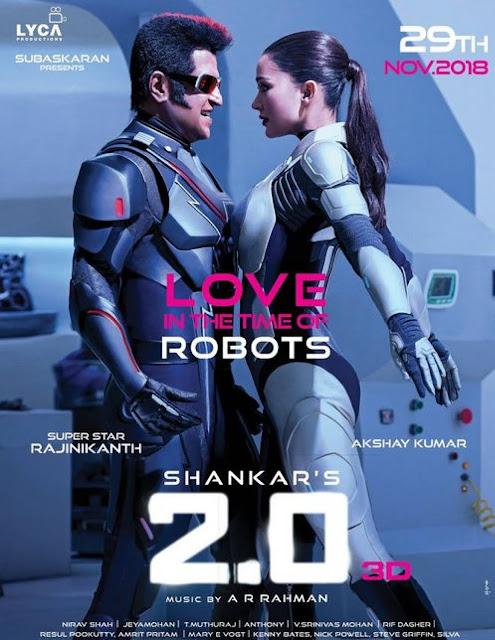 2.0 Robot Movie Download