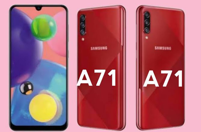Samsung Galaxy A71 Price