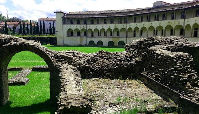 Visita ao Museo Archeologico Mecenate em Arezzo