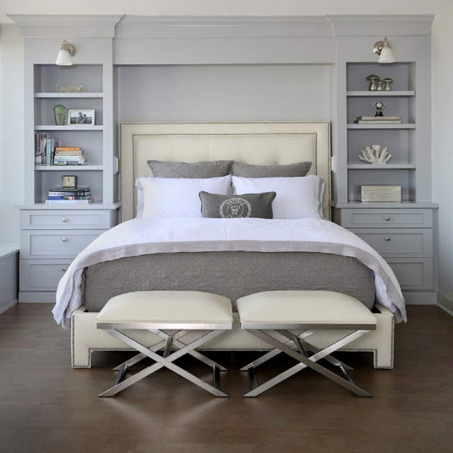 design ideas for a small master bedroom