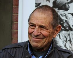 David Goldblatt in conversation with Martin Parr in Bristol on 25th September.
