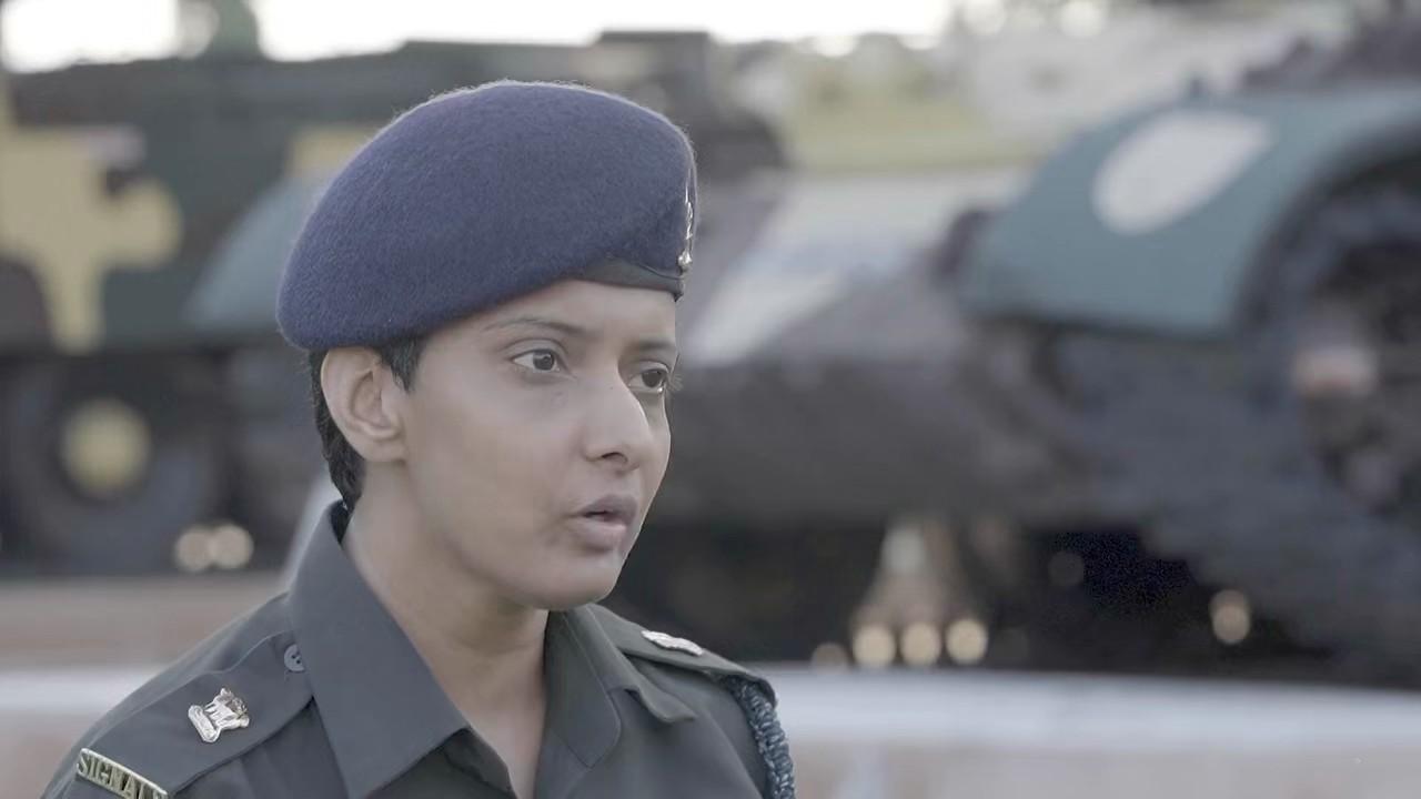 Download Women of Honour: Destination Army (2021) Hindi Movie WEB - DL