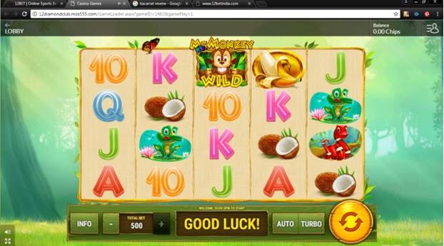 Cách chơi slot MR. MONKEY