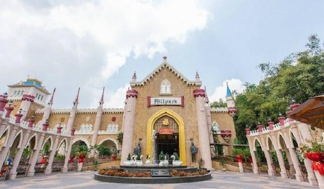 Destinasi Wisata Medan - Hillpark Sibolangit