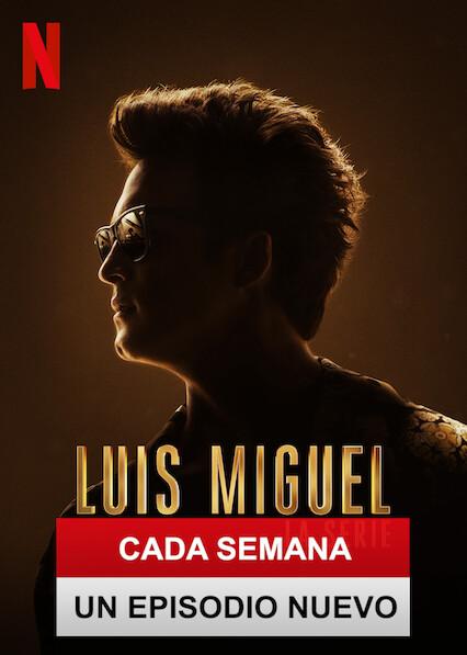 Luis Miguel: La Serie (2021) Temporada 2 NF WEB-DL 1080p Latino