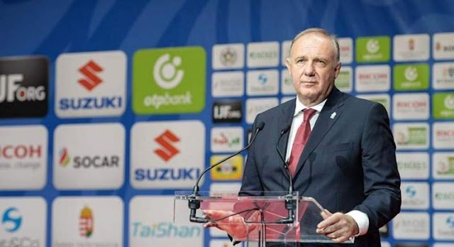 Tóth László további négy évig az Európai Cselgáncs Szövetség főkincstárnoka