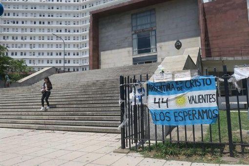 Citan a Armada argentina a declarar por caso ARA San Juan