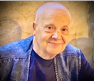 Jaume Anguera i Maestro con 80 años