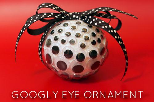 Googly Eye Ornament