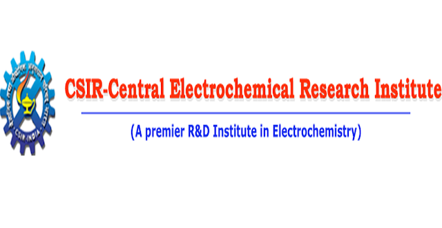 Central Electro Chemical Research Institute Recruitment 2021 Project Assistant, Project Associate-I – 6 Posts Last Date 08-02-2021