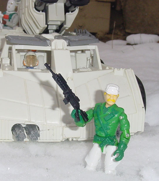 1994 Windchill, Blockbuster, 1993 Snowstorm, Battle Corps