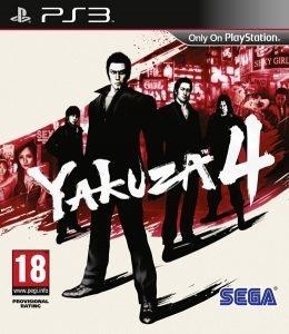 YAKUZA 4 PS3 TORRENT