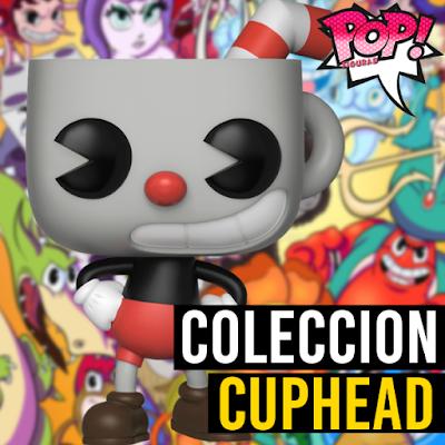 Lista de figuras funko pop de Funko POP Cuphead