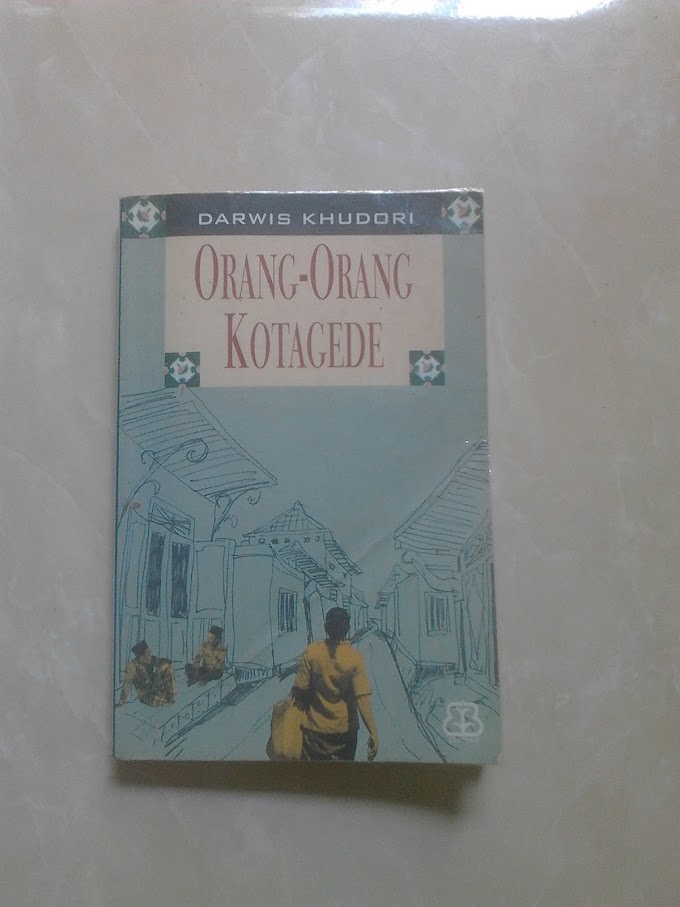 REVIEW BUKU ORANG-ORANG KOTAGEDE