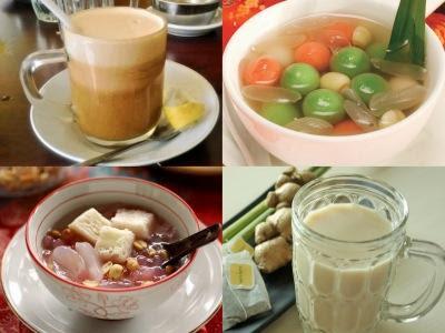 Minuman Hangat Khas Indonesia