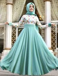 Model Baju Gamis Muslim Remaja Terbaru
