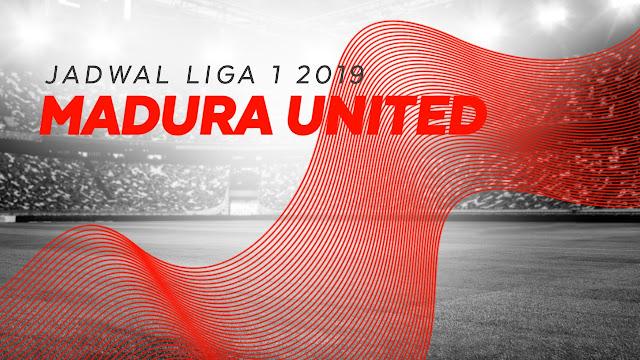 Jadwal terbaru madura united di liga 12019
