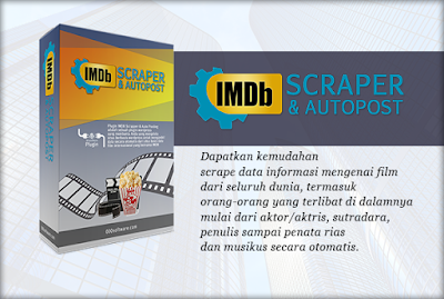 IMDB Scraper & Auto Posting