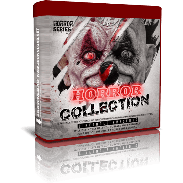 Cinetools Horror Collection WAV