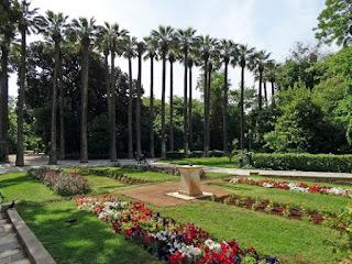 Εθνικός Κήπος Είσοδος