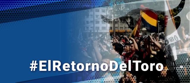 #RetornoDelToro